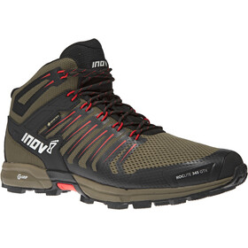 inov-8 Roclite G 345 GTX Scarpe Uomo, brown/red